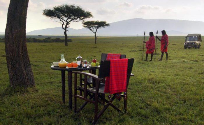 safari tours at Masai mara.