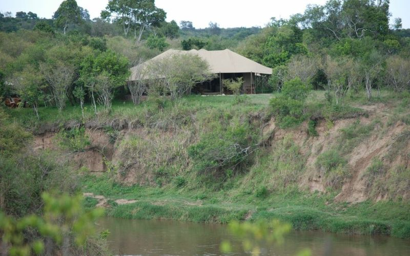 Safari tours at Mara Ngenche Safari Camp