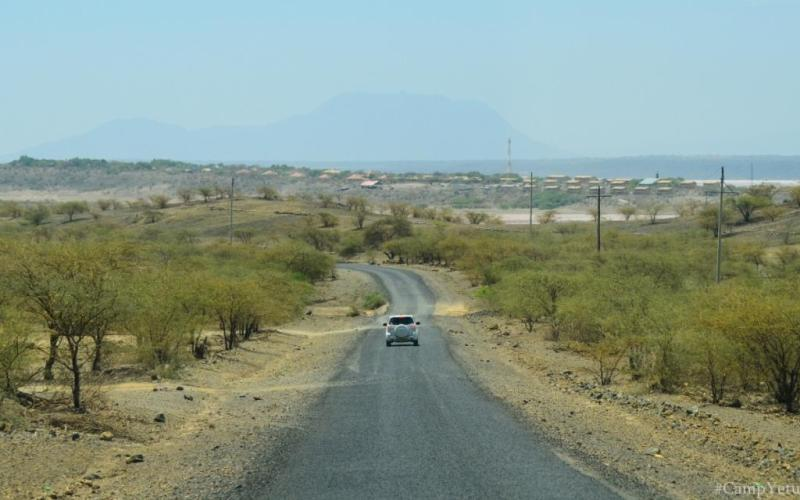 Lake Magadi Road