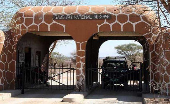 safari tours at Samburu