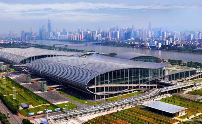 China Tour at Canton-Fair 2