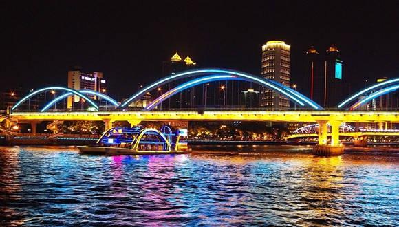 China Tour at Pearl River cruise China